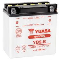Akumulators YB9-B 9ah (135x75x139mm)