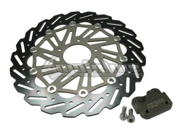 brake rotor stage6 wave oversize gilera runner floating. Black Bedroom Furniture Sets. Home Design Ideas